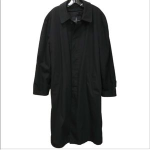 Men's London Fog overcoat, sz. 40R